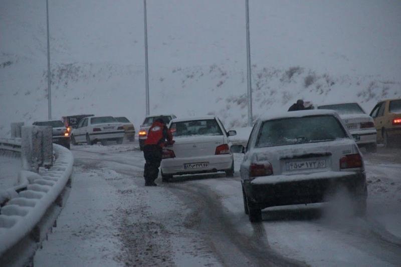 فوتی مرتبط با برف و سرما زدگی