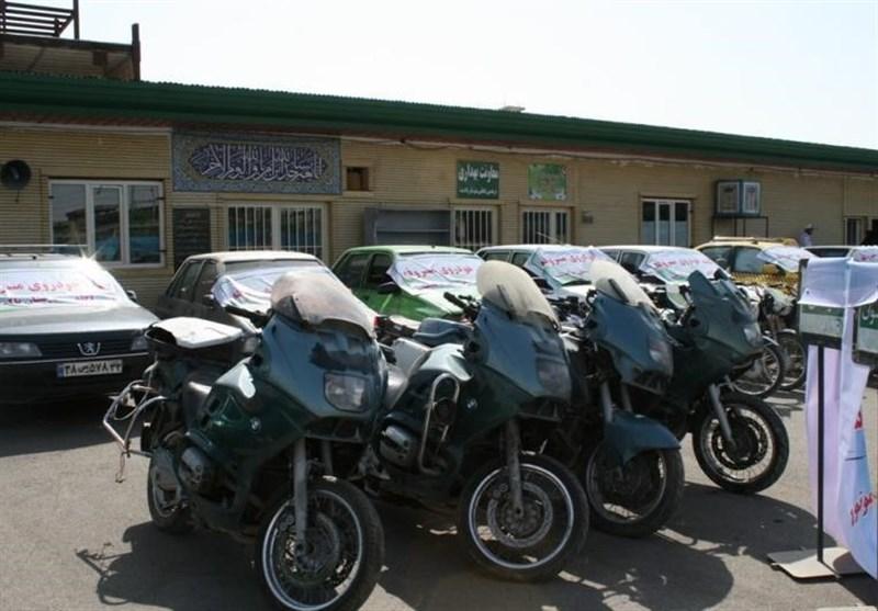 موتورسیکلت قاچاق
