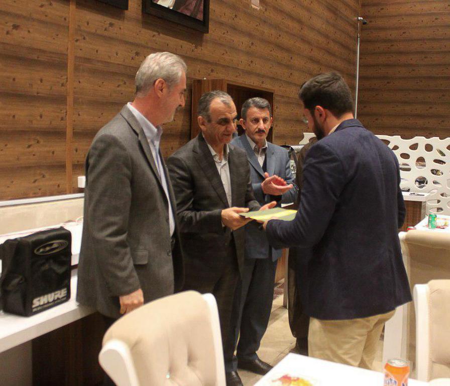 فارغ التحصیلی دانشجویان خارجی دانشگاه تبریز