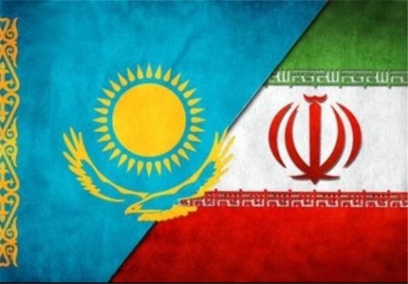 ایران قزاقزستان