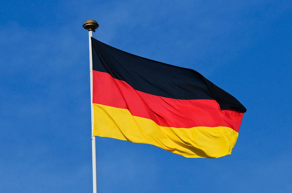 پرچم المان