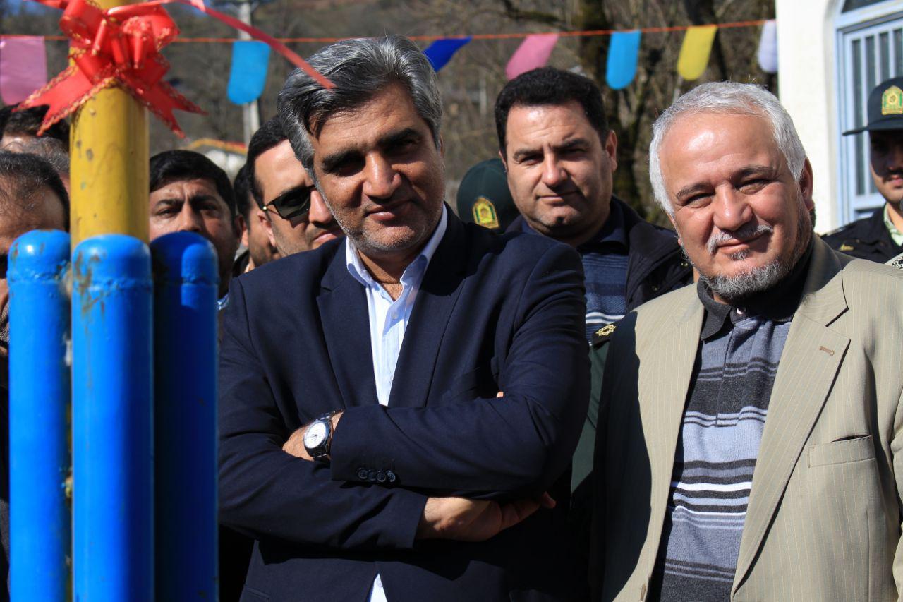 دهه فجر  در تالش افتتاح پروژه