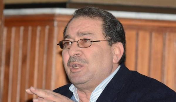 رئیس فدراسیون فوتبال سوریه صلاح رمضان