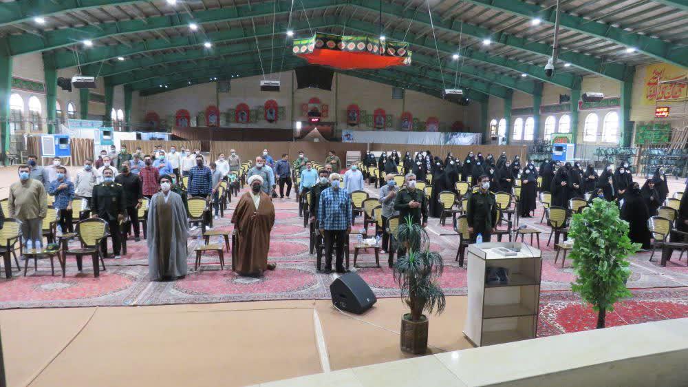 بسیجیان خمینی شهر