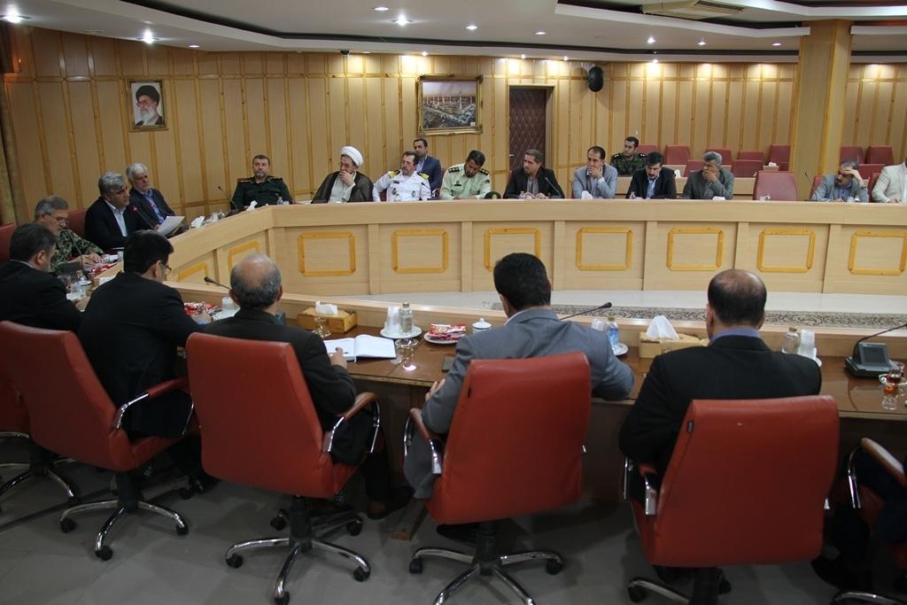 جلسه دفاع از ارزشها و دفاع مقدس