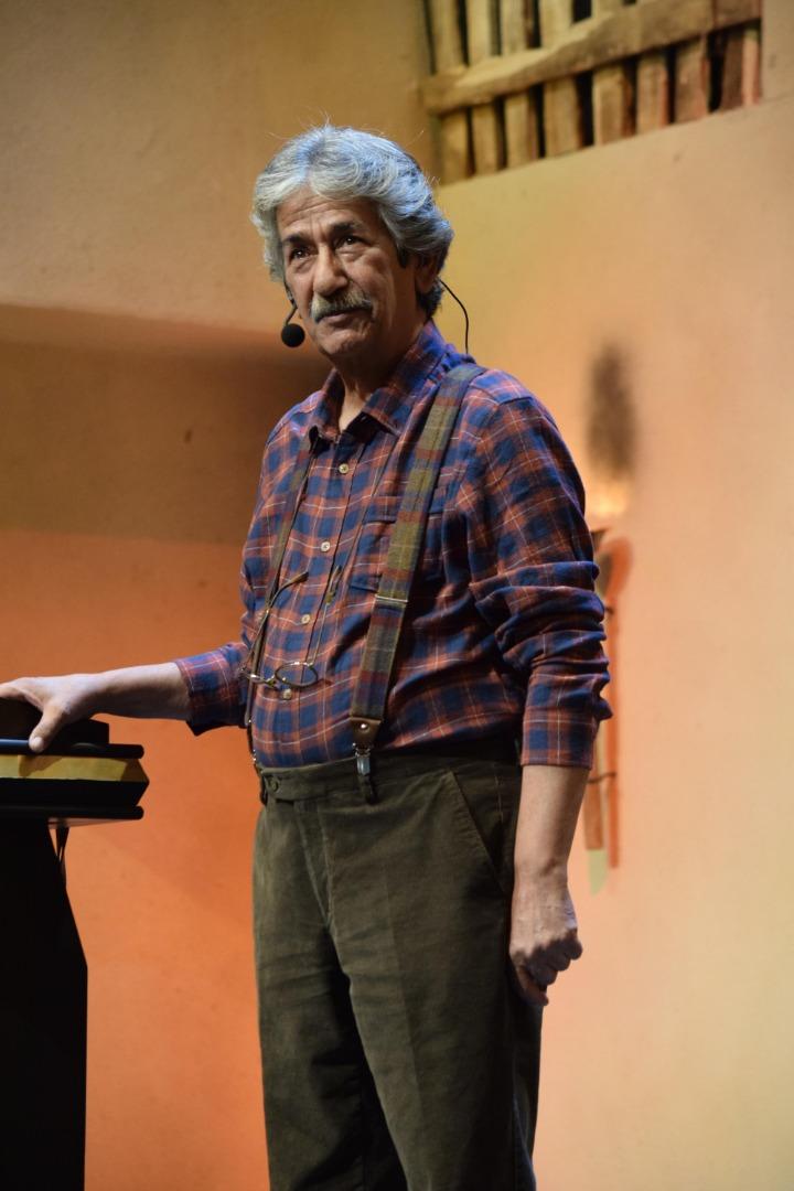 بهرام شاه محمدلو بیست و دومین جشنواره بینالمللی قصهگویی