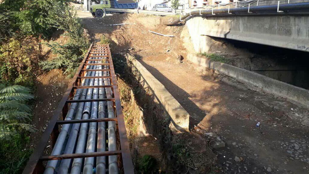 مرمت پل تاریخی چمارسرا