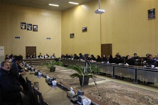 جلسه دانشگاه آزاد اسلامی تبریز