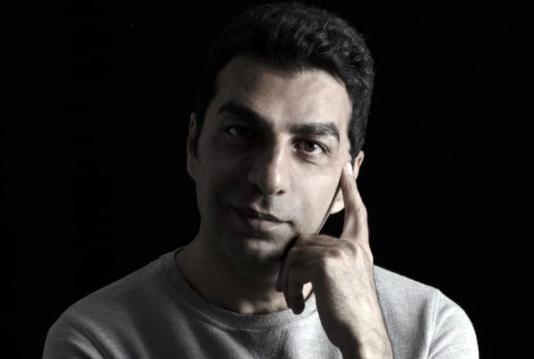 عزت اله پروازه کارگردان فیلم مستند گالین