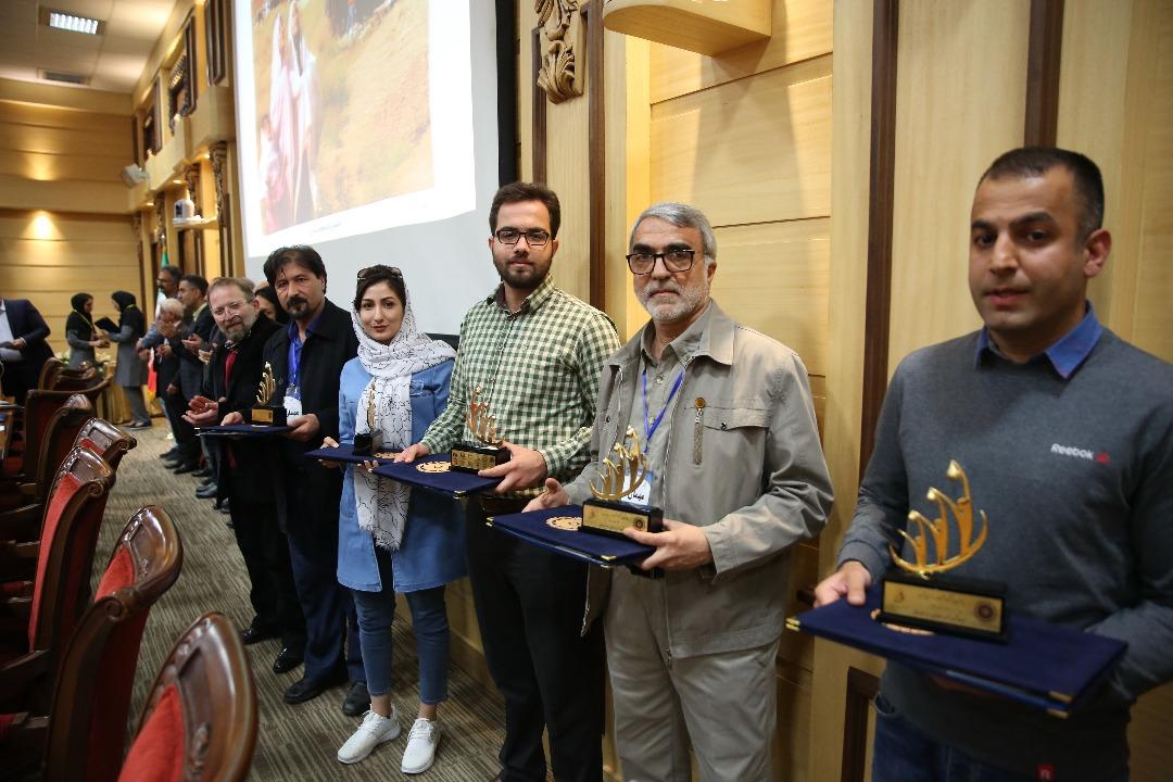 برگزیدگان چهارمین جشنواره ملی عکس آب