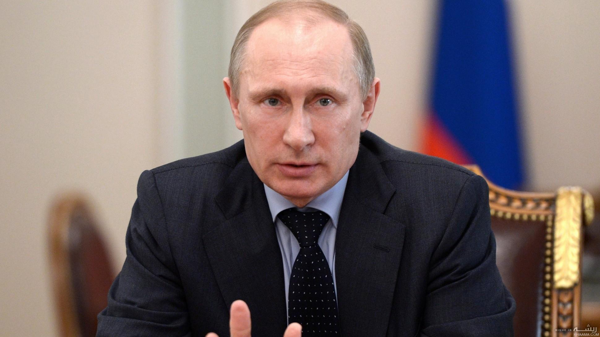 تهدید آمریکا توسط پوتین