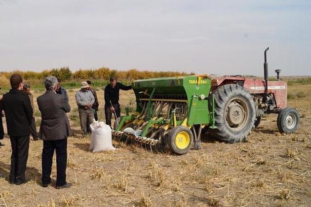 توسعه کشاورزی حفاظت کرمانشاه