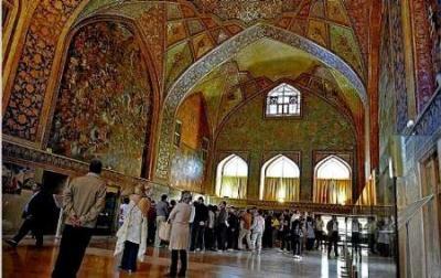 هفته میراث فرهنگی در اصفهان