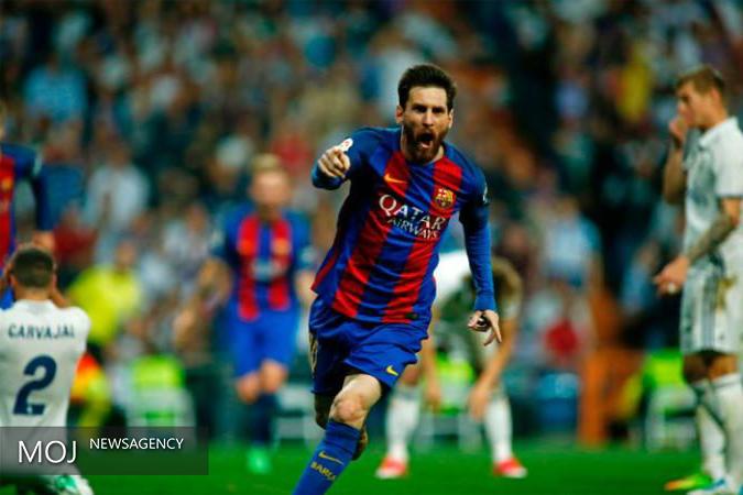 لیونل مسی بهترین بازیکن تاریخ لالیگا