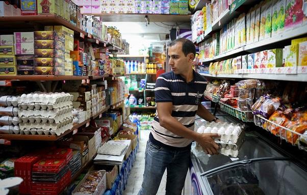 مصرف سالانه تخممرغ در کرمانشاه