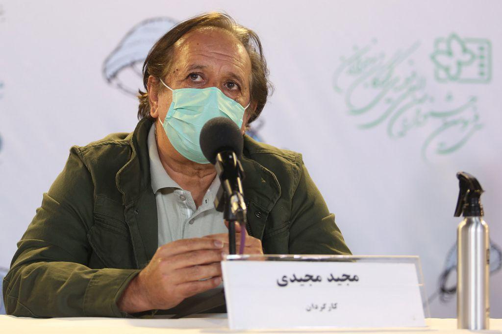 مجید مجیدی در سی و سومین جشنواره فیلم های کودکان و نوجوانان