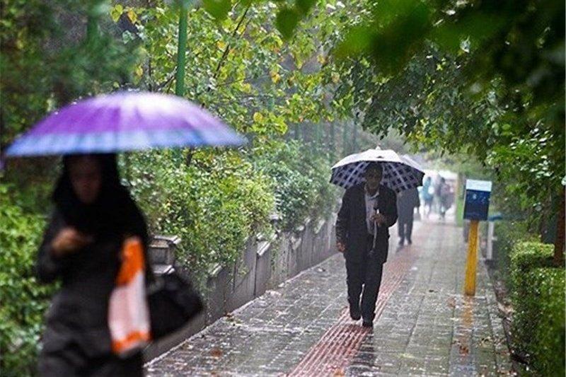 بارشها تا پنجشنبه در کرمانشاه ادامه دارد