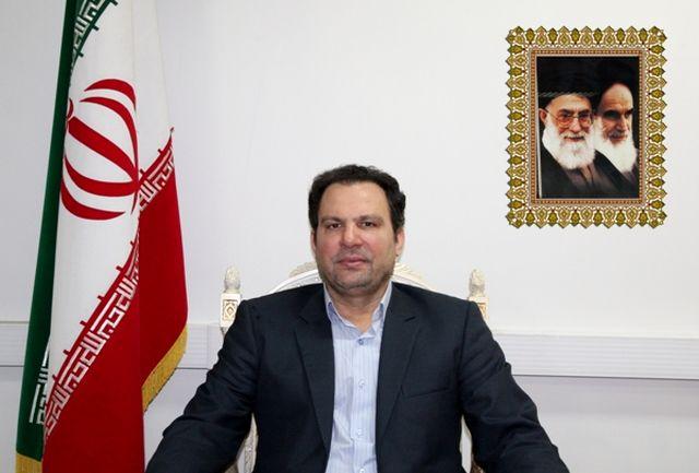 حمید درخشان نیا رئیس سازمان ثبت احوال کشور