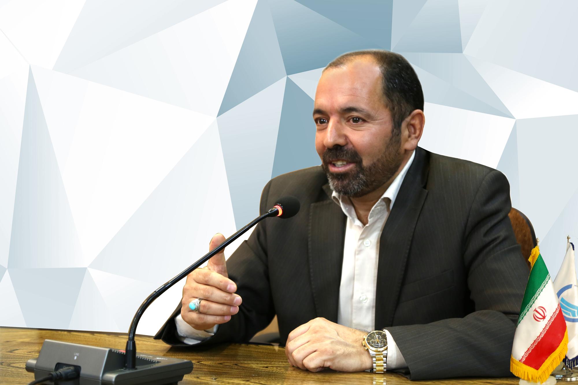مدیر روابط عمومی آبفا اصفهان