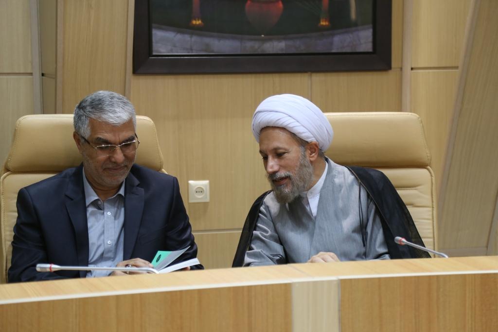 جلسه شورای امر به معروف و نهی از منکر استان فارس