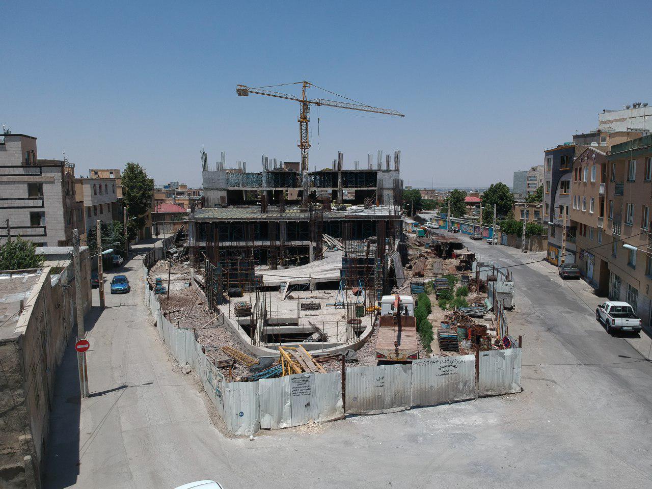شهرداری منطقه دو  همدان 1