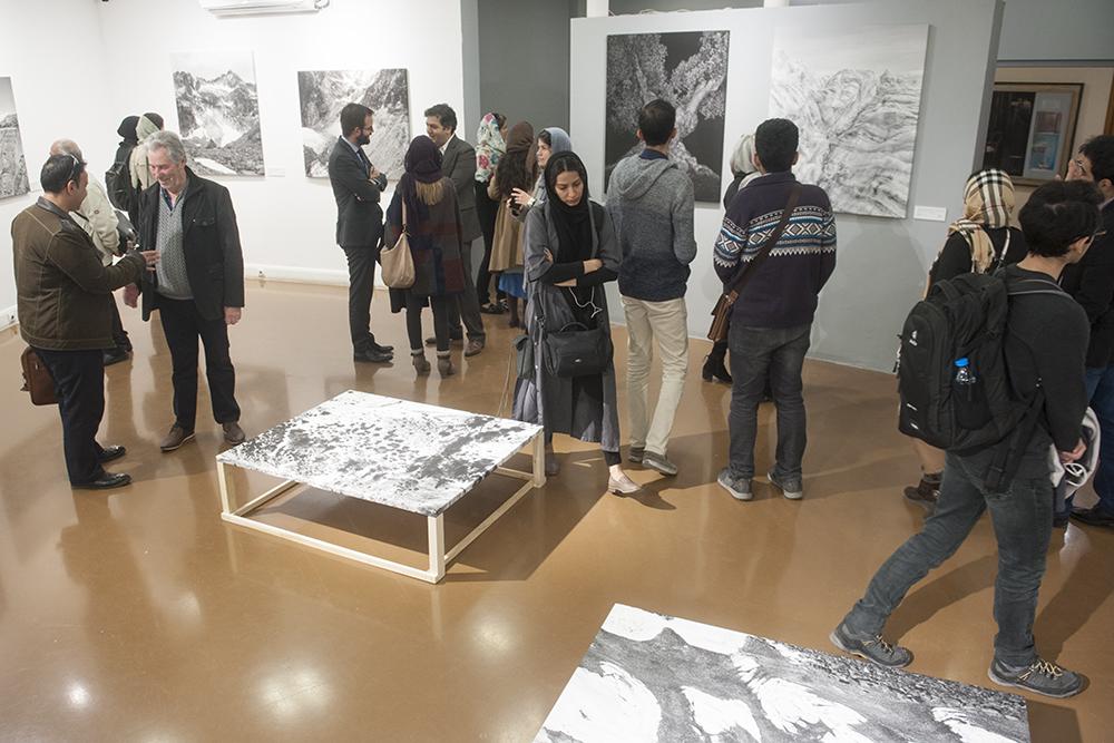 نمایشگاه عکسهای آلن سکارولی عکاس فرانسوی