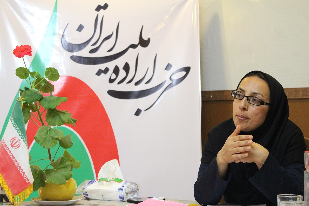 گزارش رضوان سلماسی در حزب حاما1