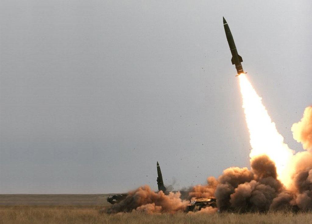 موشک بالستیک یمن