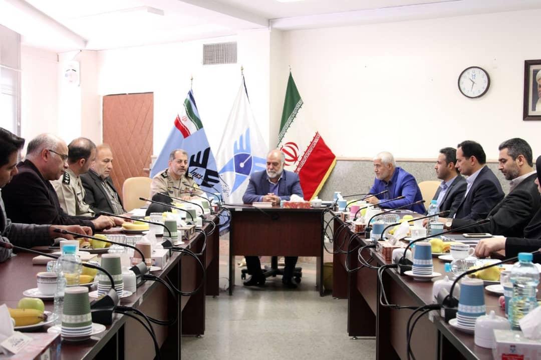 تفاهم نامه همکاری های مشترک سازمان سما با نیروی زمینی ارتش