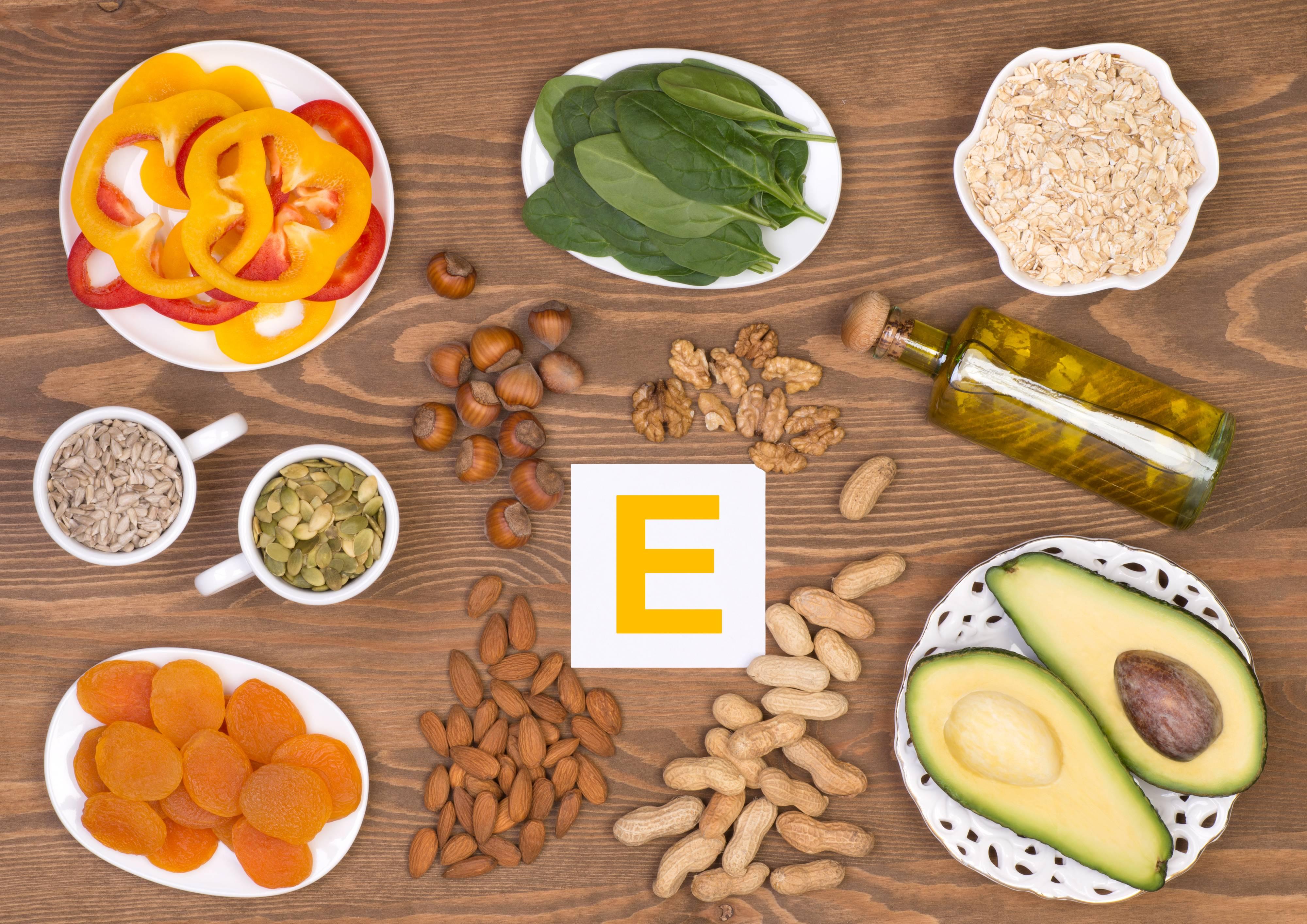 ویتامین-E