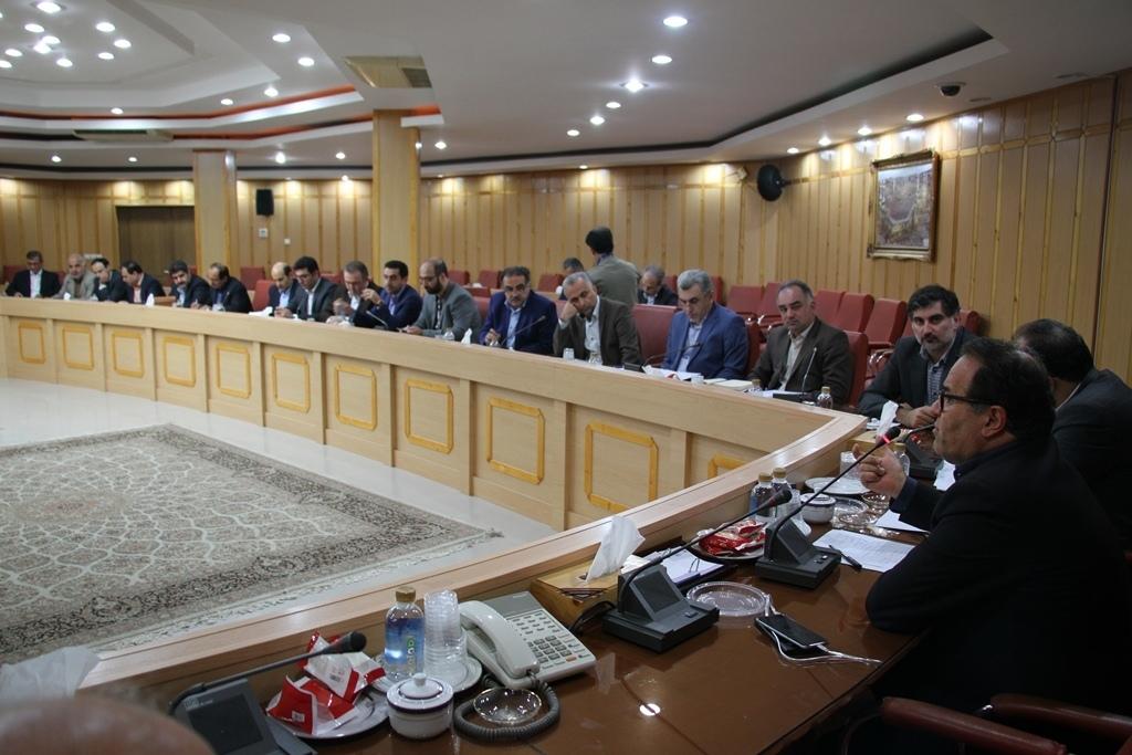 در نشست شورای هماهنگی مدیریت بحران استان