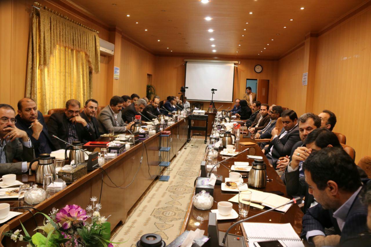 جلسه شورای حفاظت از اراضی ملی