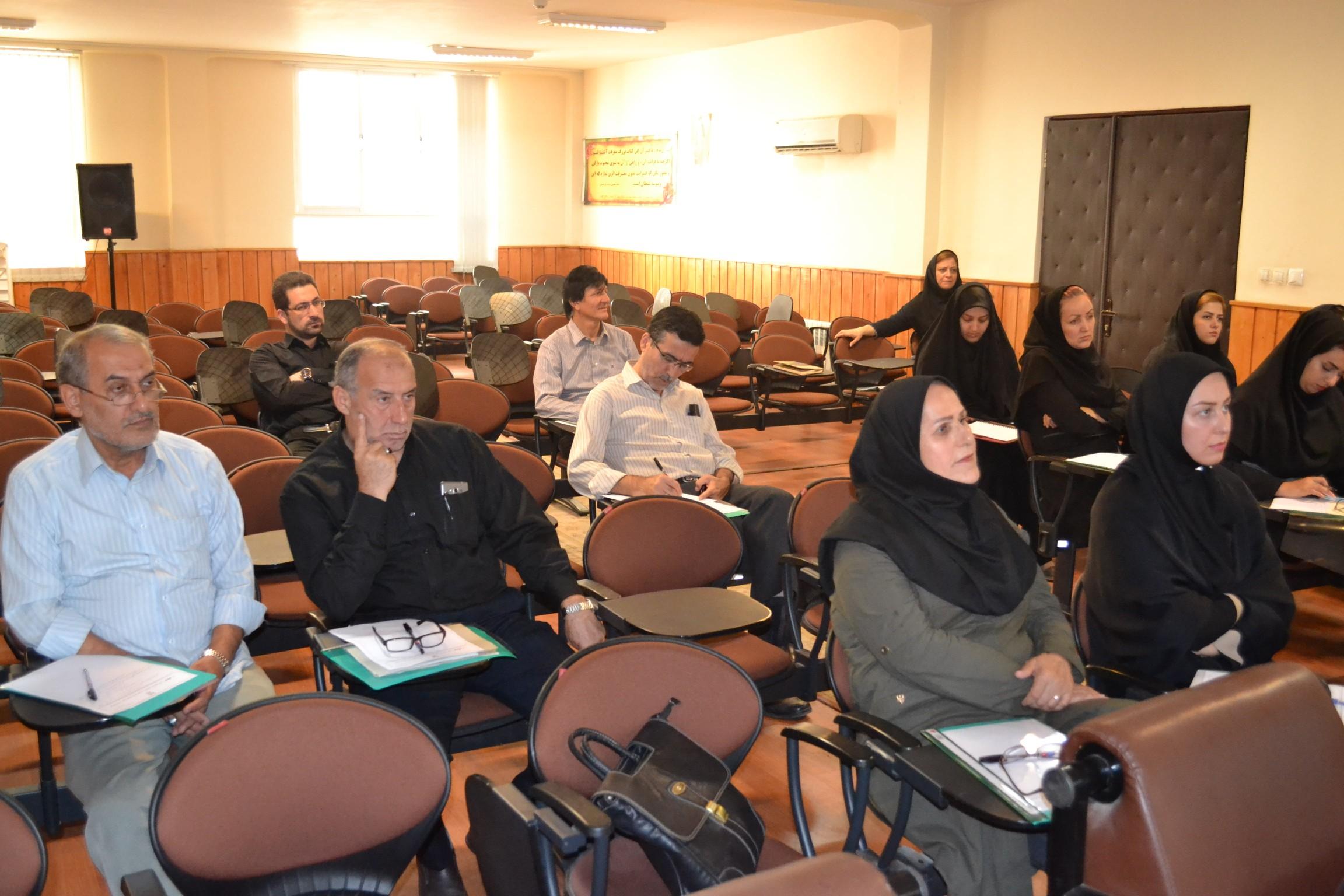 کارگاه مشاوران مدارس و آموزشکده سما