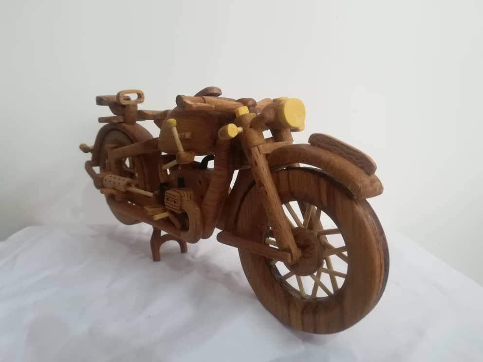 ماکت چوبی