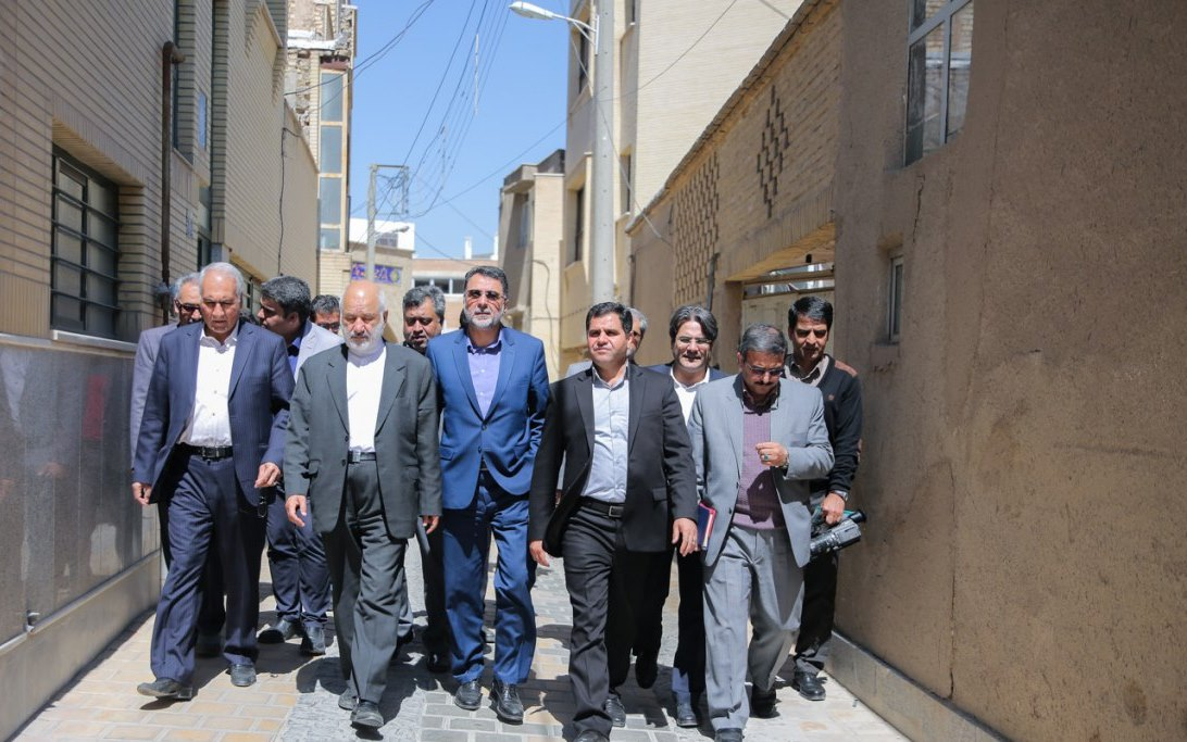 معاون وزیر راه و شهرسازی در اصفهان