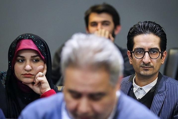حاشیه های هفتمین روز سی و هفتمین جشنواره فیلم فجر