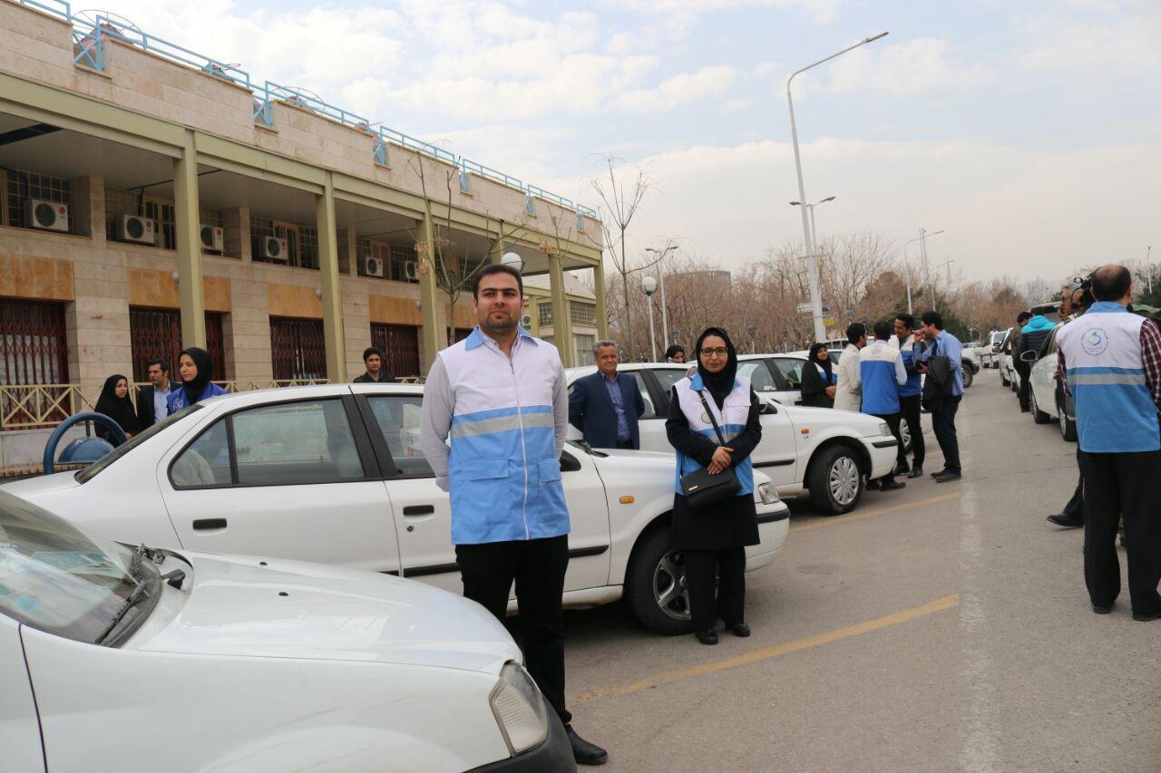 آغاز طرح سلامت نوروزی در مشهد