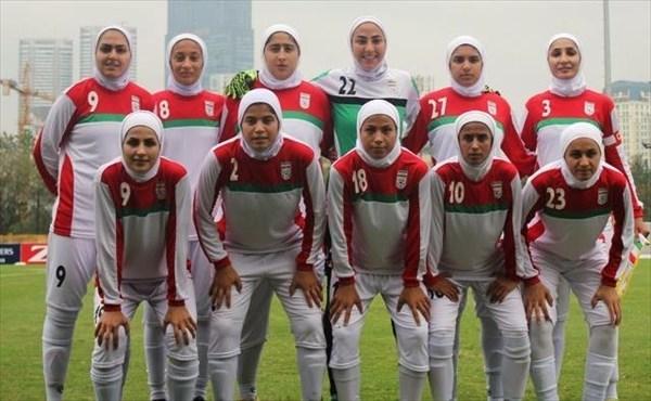 تیم فوتبال بانوان در المپیک 2020