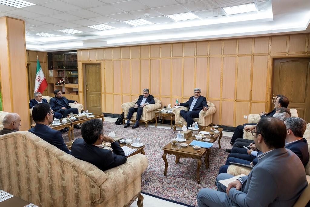 استاندار گیلان در دیدار با رئیس جهاد دانشگاهی کشور؛