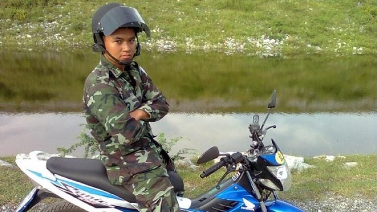 سرباز تایلندی1