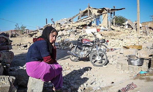 افکار خودکشی در مناطق زلزلهزده