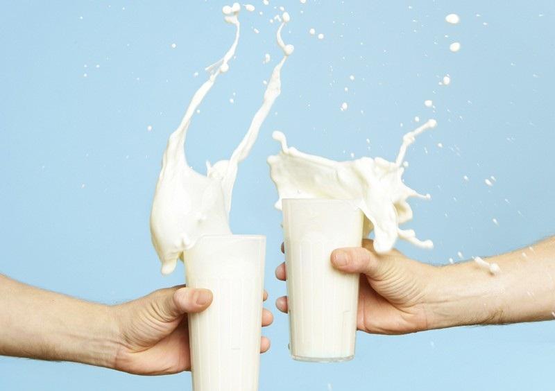 کاهش تولید شیر خام