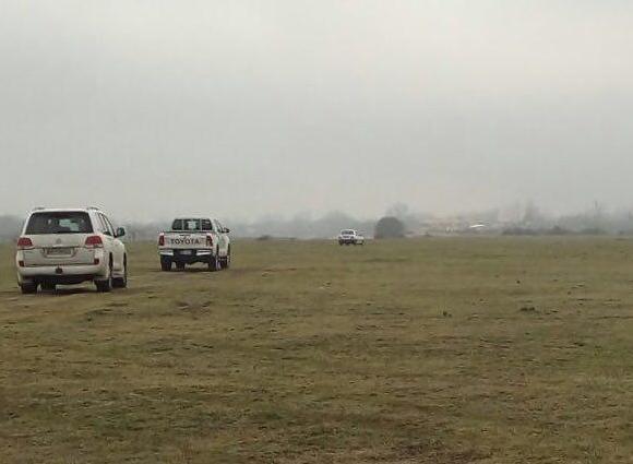 ممنوعیت ورود به پارک ملی بوجاق