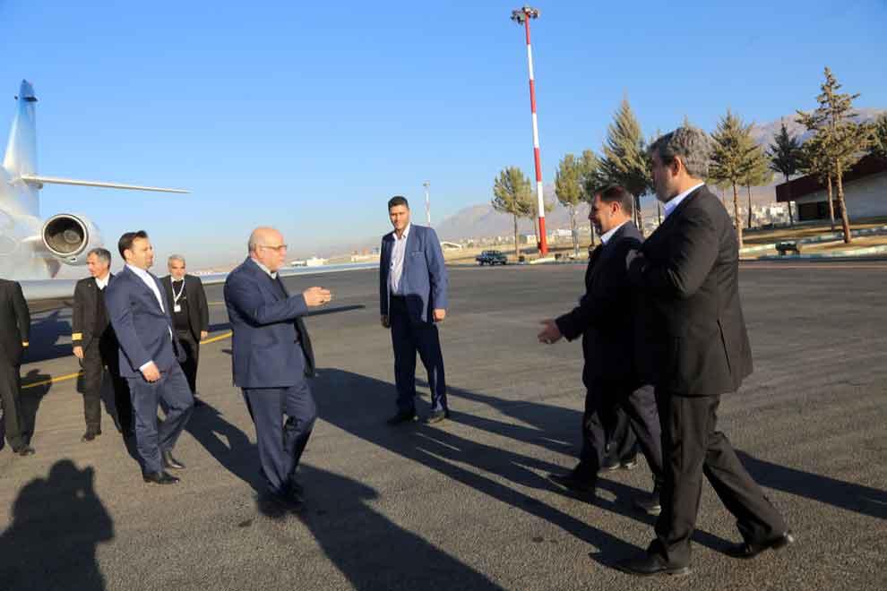 سفر وزیر نفت به یاسوج (8)