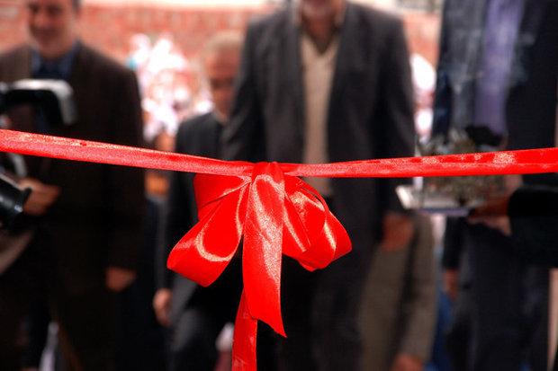 افتتاح پروژه های عمرانی گیلان