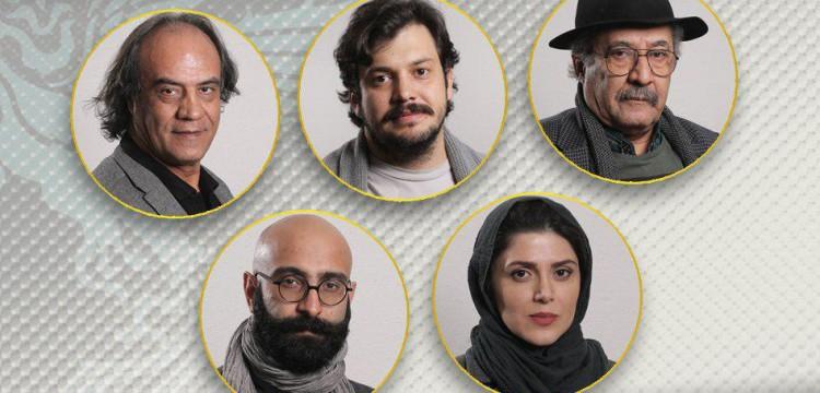 قضاوت آثار بخش مسابقه تبلیغات جشنواره فجر