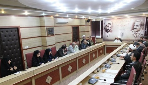 بزرگداشت شهیدان رجایی و باهنر در گیلان