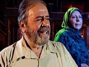 محمدعلی کشاورز در سریال جوانی