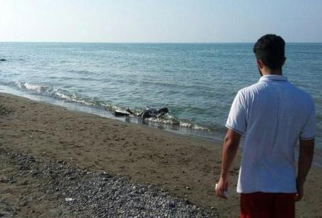 کشف جسد صیاد رودسری