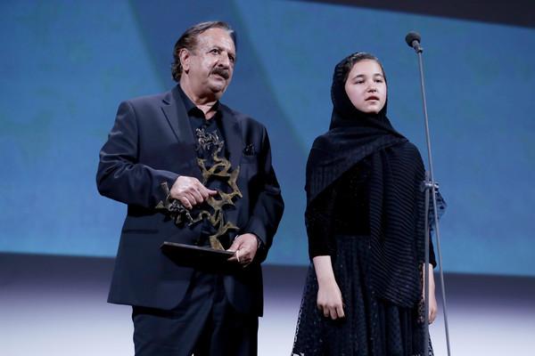 شمیلا شیرزاد و مجید مجیدی در جشنواره ونیز